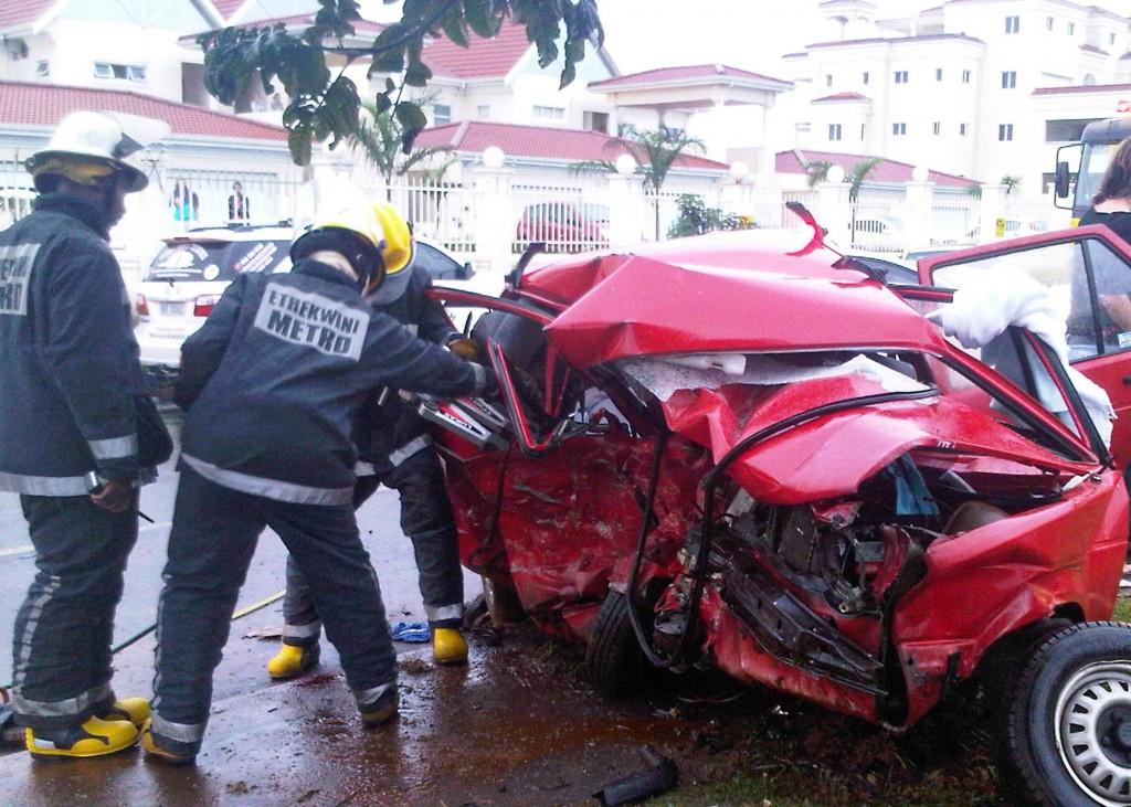 Umhlanga Rocks Drive smash leaves one dead, three injured