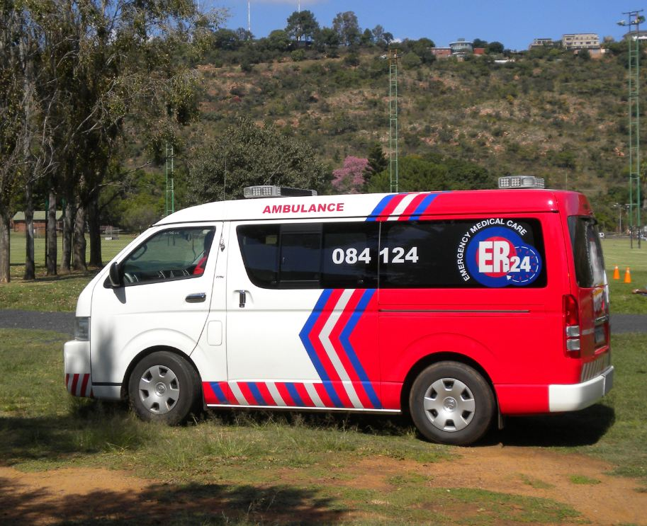 A Truck, minibus and car collided outside of Middelburg leaving nine dead