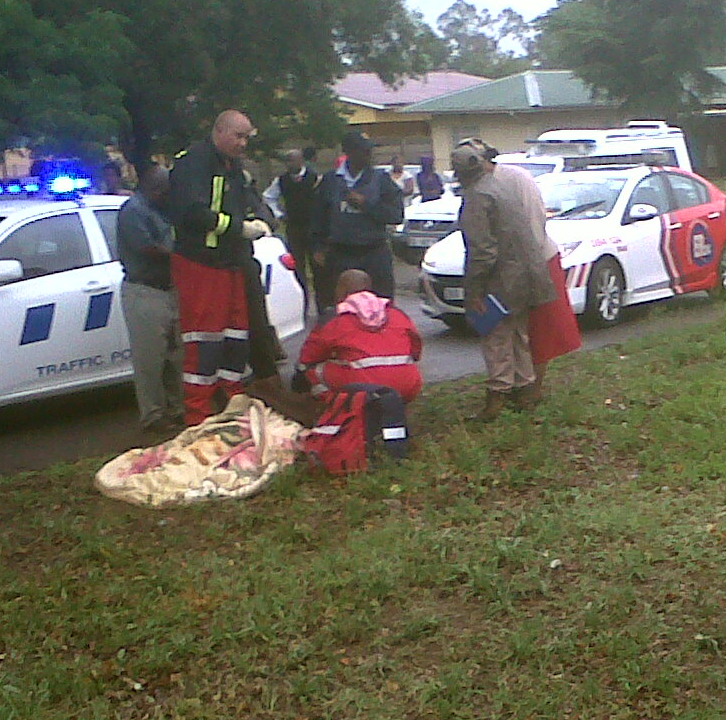 Many Accidents In Rainy Weather In Gauteng
