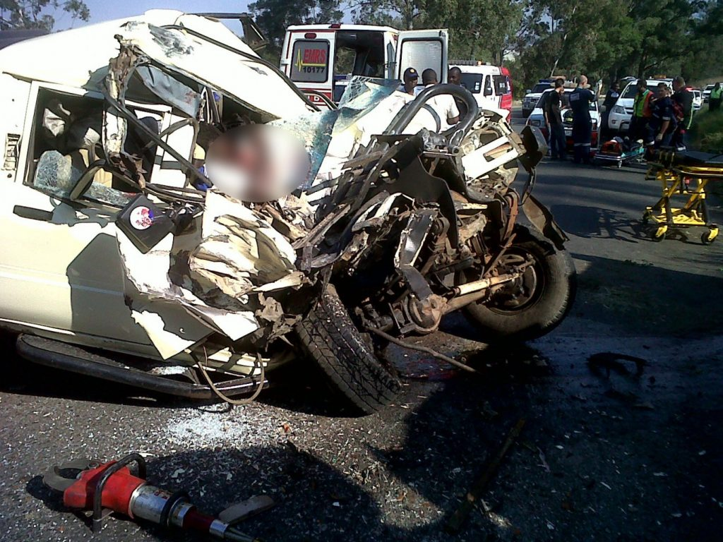 Horrific Accident In Pietermaritzburg Leaves One Dead And