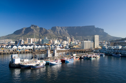 Worker injured in Cape Town Harbour
