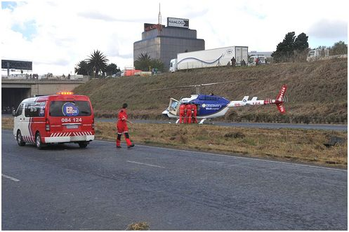 Two people have been injured in Tzaneen