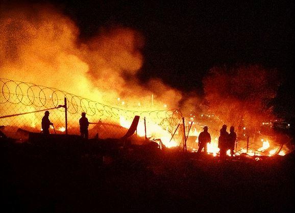 Hollard and Lumkani help Masiphumelele residents bounce back after blaze