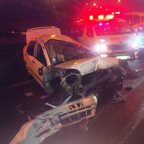 16 year old killed, 4 injured in roll over accident Durban