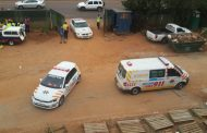 Fall at a construction site in Arcadia, Pretoria leaves man seriously injured