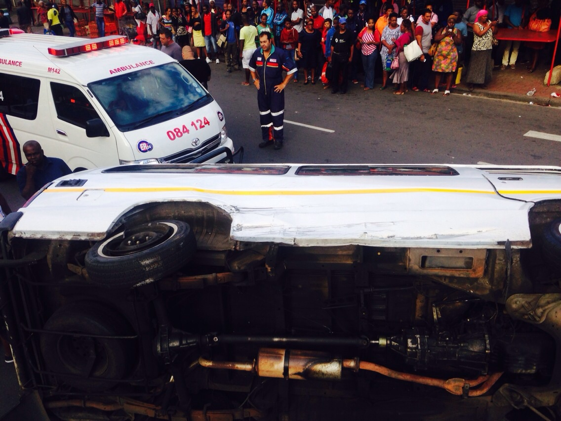 six injured in taxi collision in pinetown discussion prevention. Black Bedroom Furniture Sets. Home Design Ideas