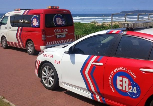 Body found on Durban beach