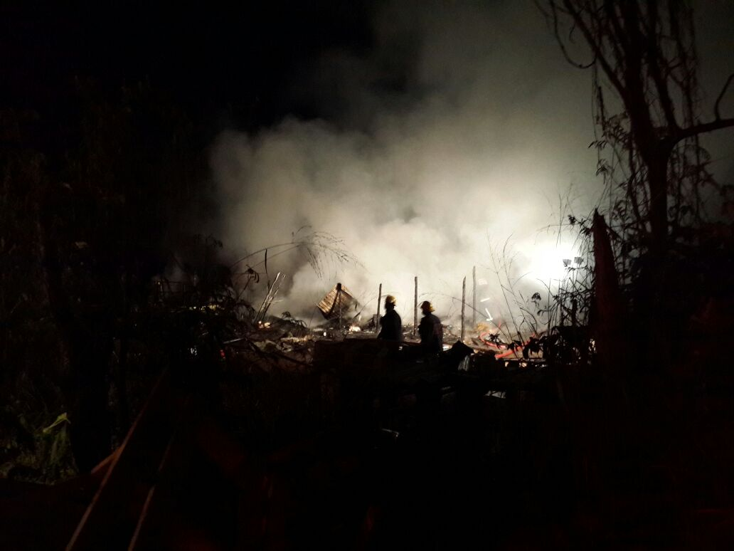Shack fires ravage settlement in Malacca Road, Glen Hills, Durban