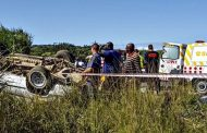 Port Shepstone taxi accident leaves 9 injured