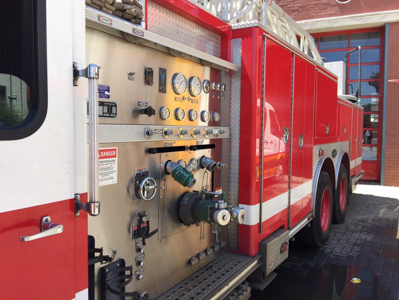 Eight injured in house fire in Pellissier in Bloemfontein