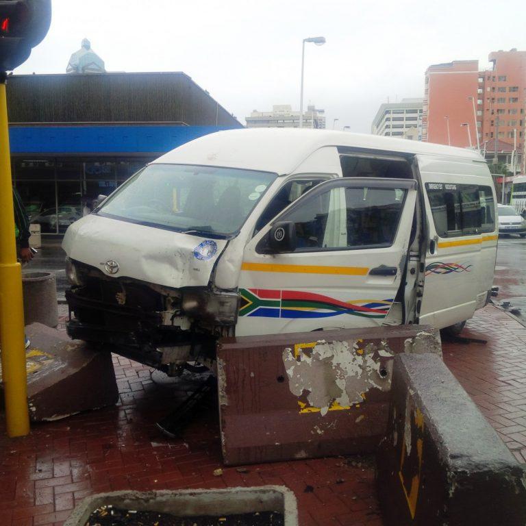 7 hurt in durban cbd crash discussion for Motor city driving school