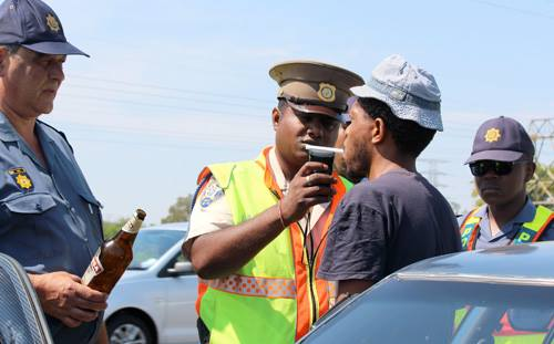 Safety a priority for SAPS Western as people prepare to usher in the New Year.
