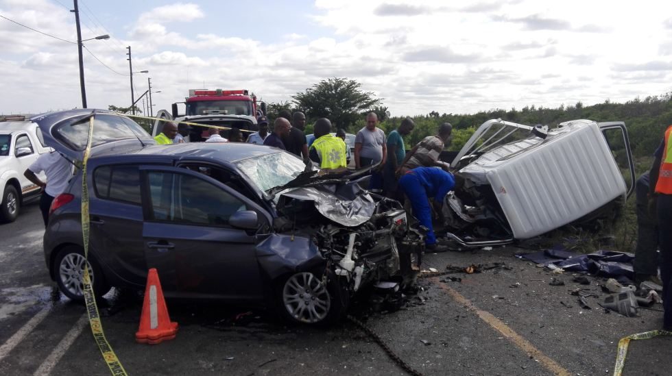 Two injured on Nsezi Road in KZN