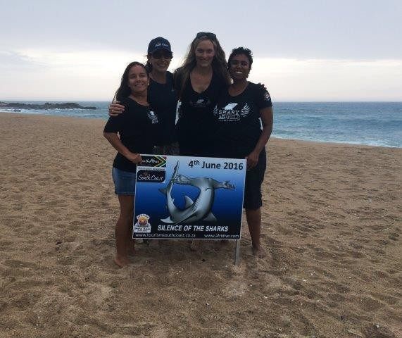 Inaugural Silence of the Sharks set to be South Africa's biggest underwater protest