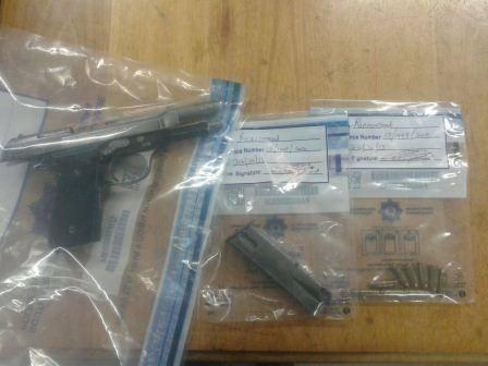 Crime prevention patrols in Uitsig make arrests for illegal firearm possession