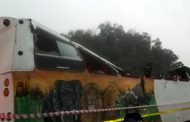 Between 30 and 40 injured in Durban N2 bus crash