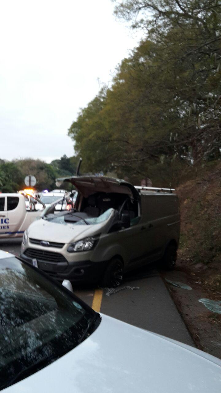 Heathfield Car Crash