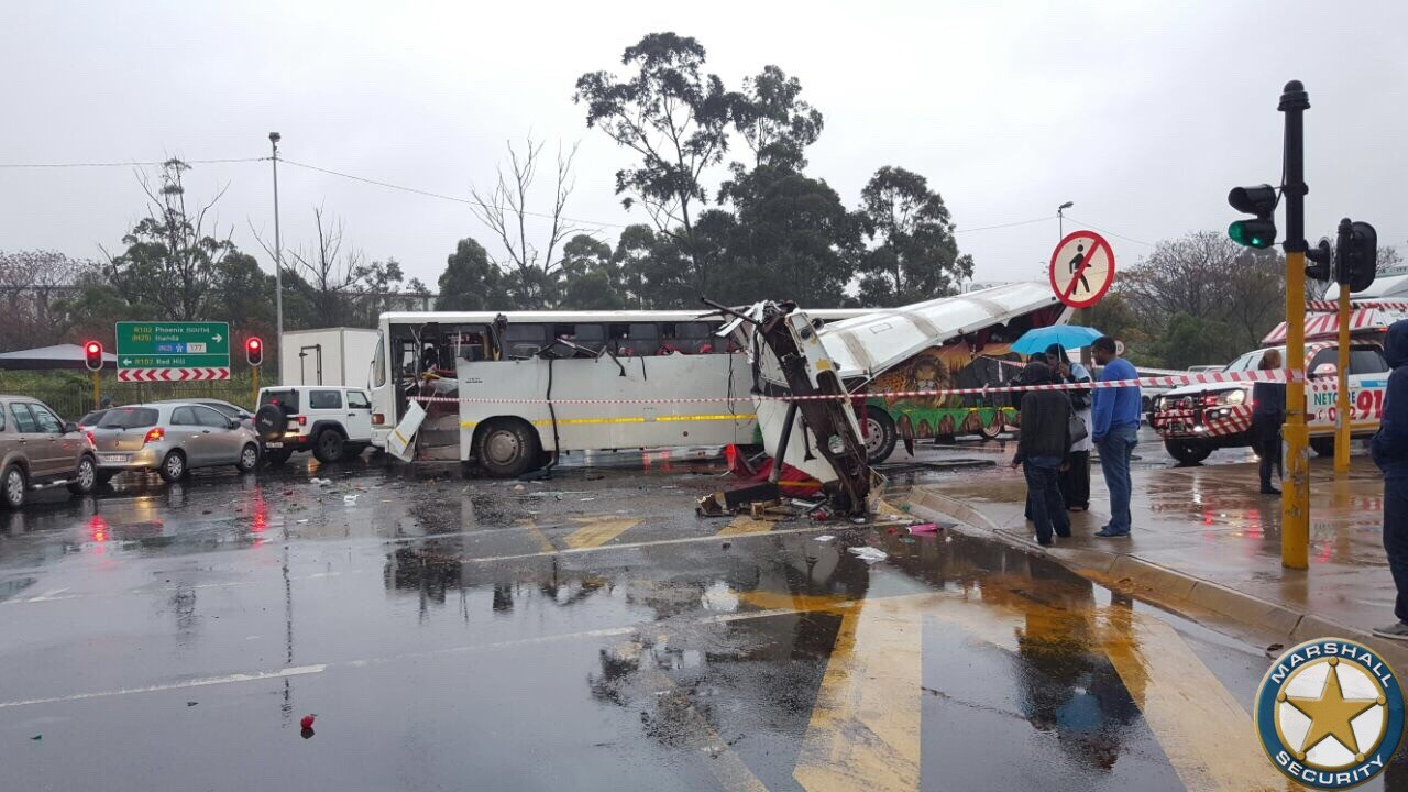 Two buses collide in Durban | Accidents co za | Discussion