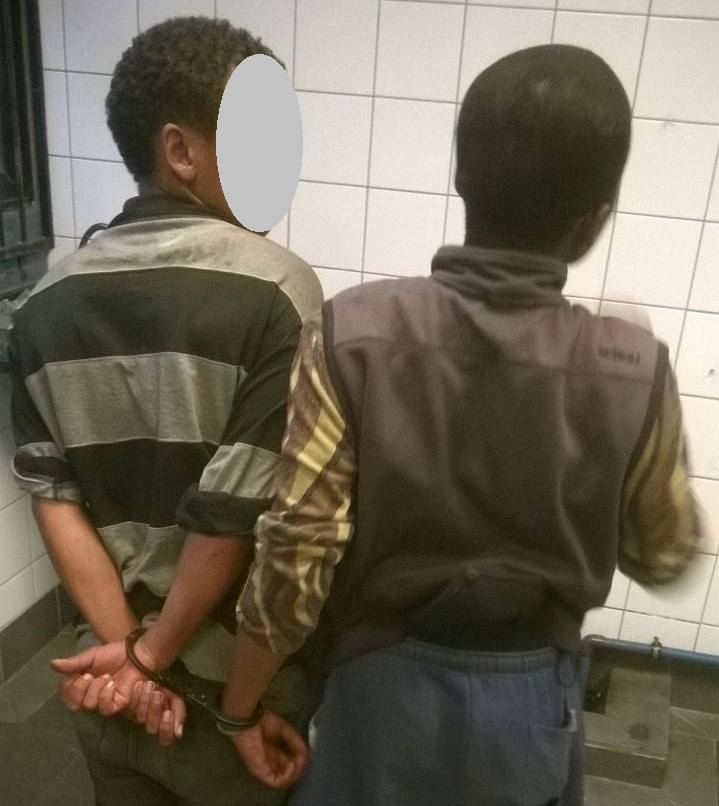 Two arrested in Durban when found in possession of a human head