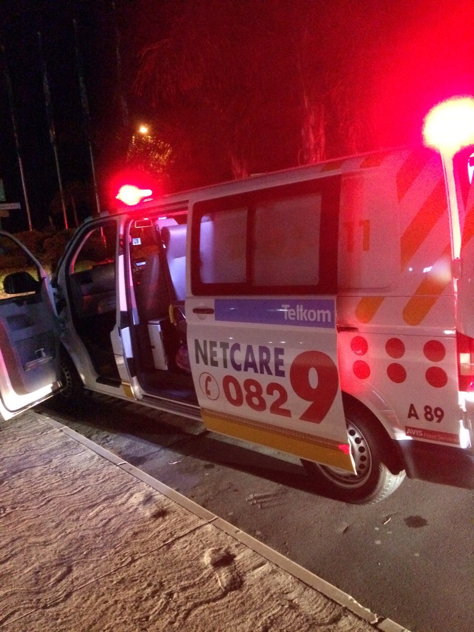 Man stabbed multiple times on Deep Vale road in Marburg.
