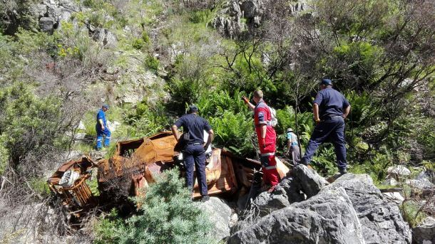 NETCARE2 AIRLIFTS CRITICAL MAN - GP