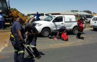 Welkom municipal worker killed by trench