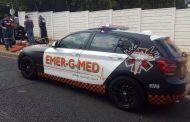 Cyclist seriously injured in a head-on collision in Primrose