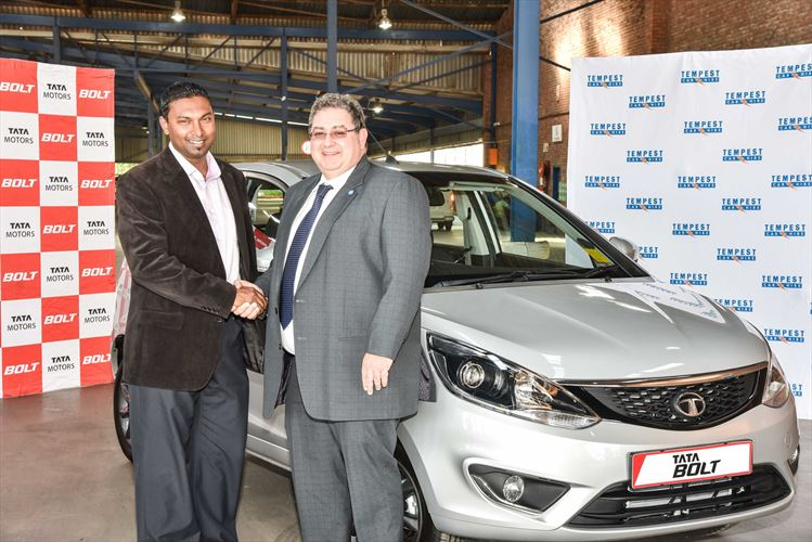Tempest Car Hire Adds Tata Bolt 1 2 Turbo Hatchbacks To National