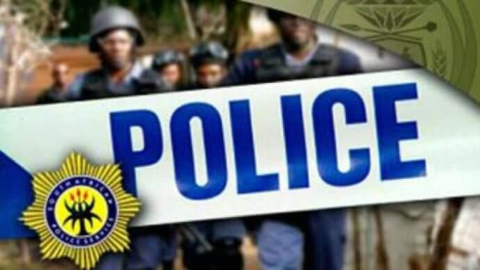 A suspect arrested for fraudulent credit cards Umhlanga Rocks Drive, north of Durban