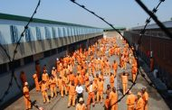Thirty-six prisoners injured following a fire at Leeuwkop prison.