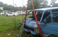 Child killed, 11 others injured when taxi crashes into swings in Pinetown, KwaZulu Natal.