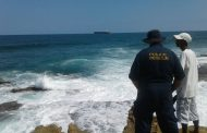 Search and rescue to resume tomorrow for man at Cuttings Beach in Durban.