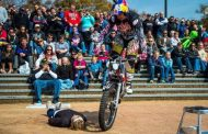 High energy extreme sports action taking over Margate at South Coast Bike Fest 2017