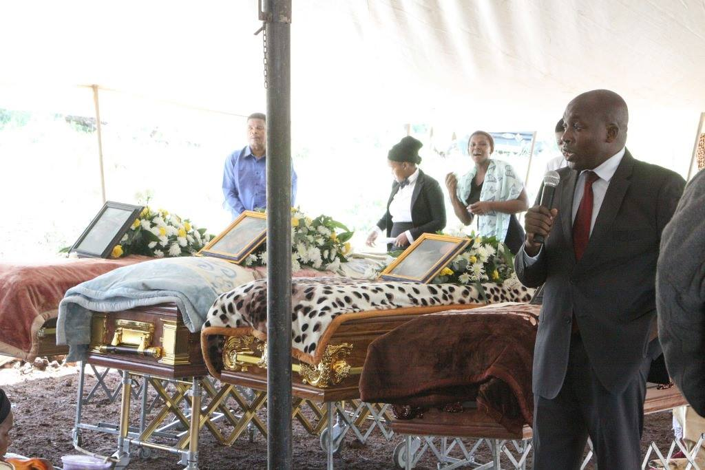 KZN Transport MEC attends funeral of N2 road crash victims