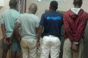 Four suspects arrested for possession of drugs, Potchefstroom