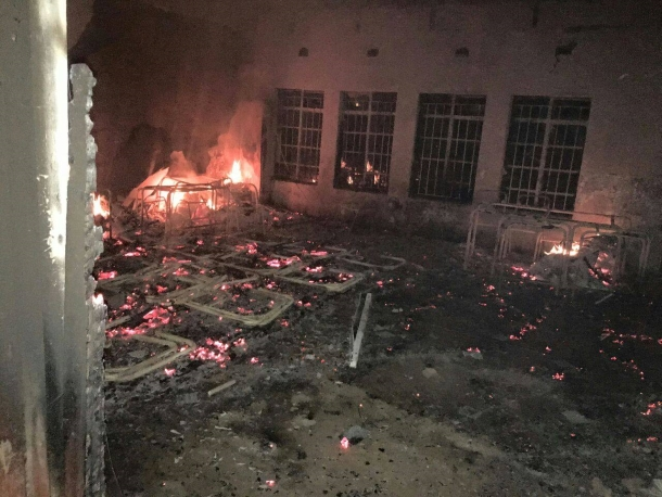 Torching of schools is becoming a big concern, Mpumalanga