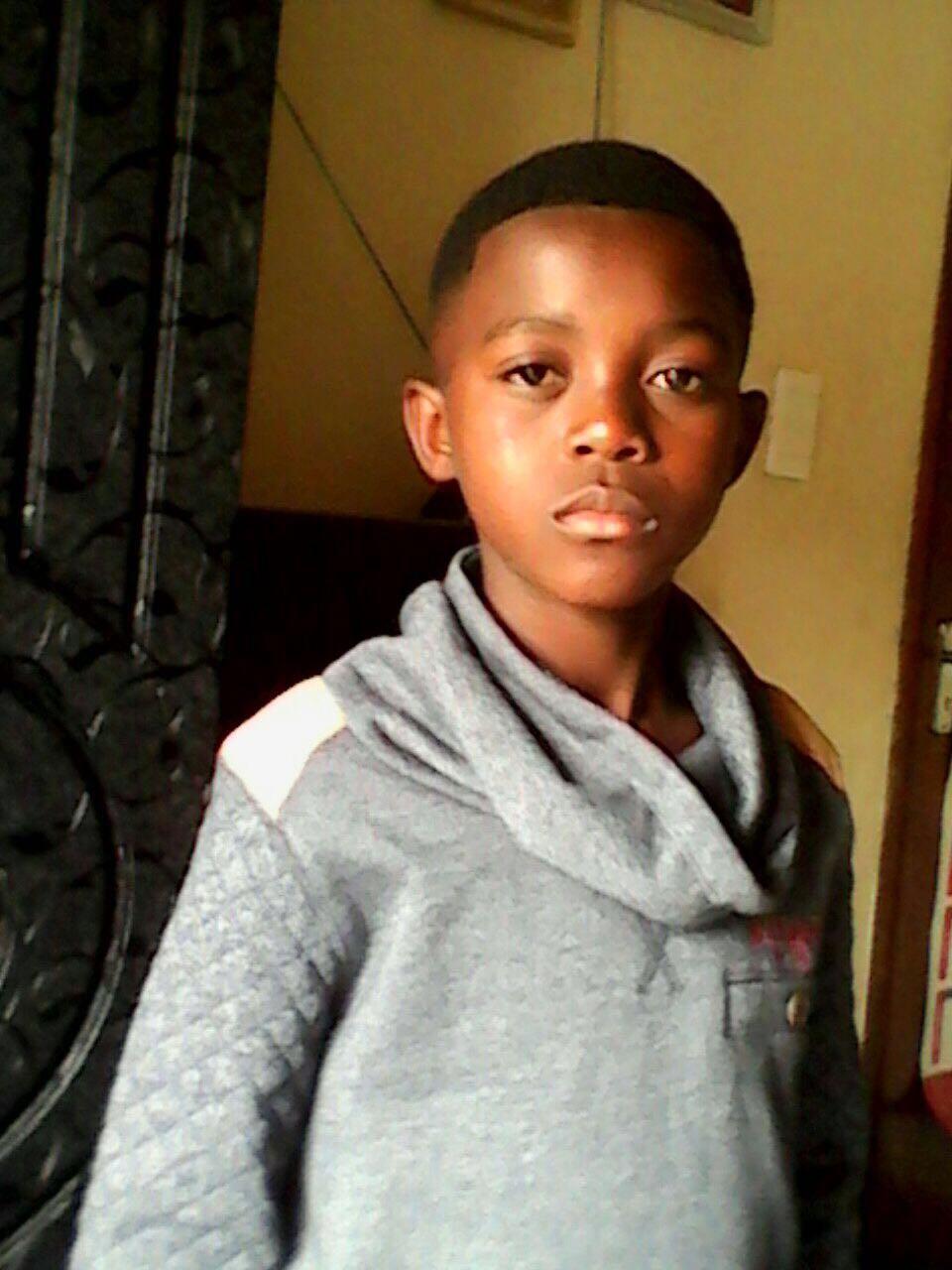 Missing Child:  Durban