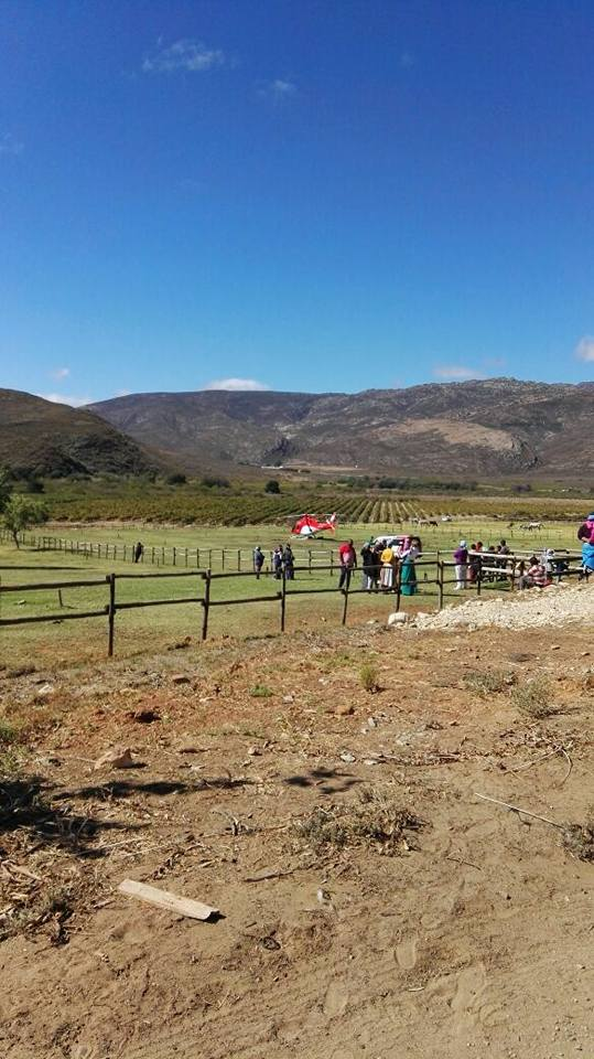 Busy Easter weekend for air rescue teams in Western Cape