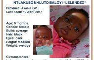 Help trace stolen baby