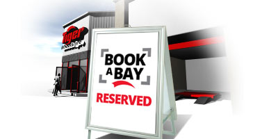 "Tiger Wheel & Tyre Launches ""Book A Bay"" Service for Online Purchases"