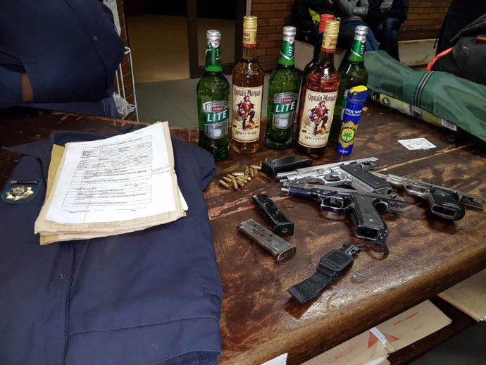 Eastern Cape, Swift Police action leads to the arrest of five armed robbers