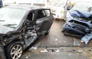 4 People injured in a collision at the junction of Percy Osborne Road, Morningside Durban