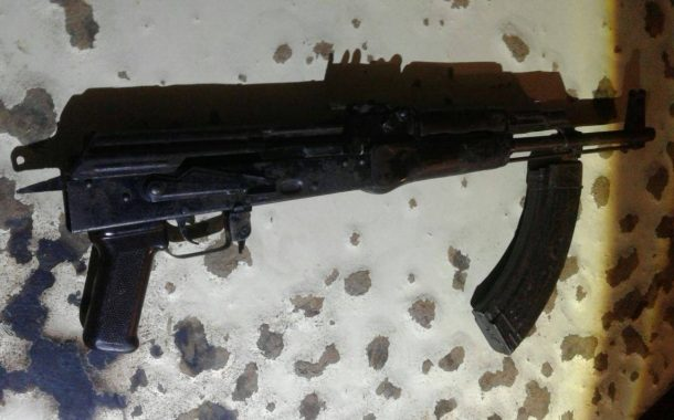 Suspect arrested for possession of AK47 rifle, Durban