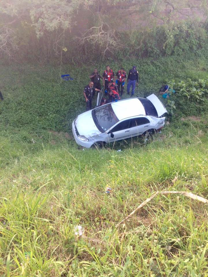 Female injured when forced from the road by overtaking motorist