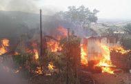 Wood & Iron Home Burns Down at Verulam