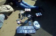 Gauteng: Quick follow up on information led to arrest of the robbers