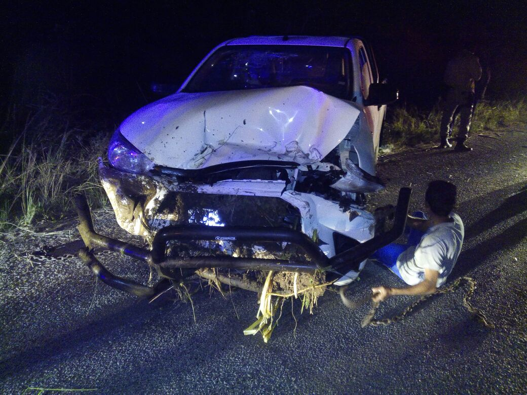 Bakkie crashes into ditch leaving six injured, Umkomaas