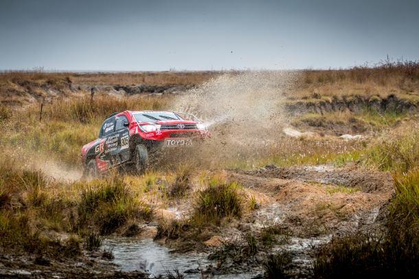Toyota Gazoo Racing SA ready to do battle at  Kalahari 1000 Race