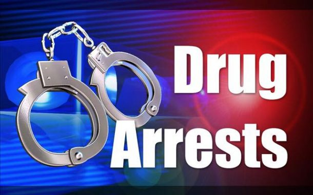 Five suspects apprehended during crime prevention operations conducted in Woodstock