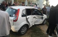Six Injured in Collision, Mt Edgecombe